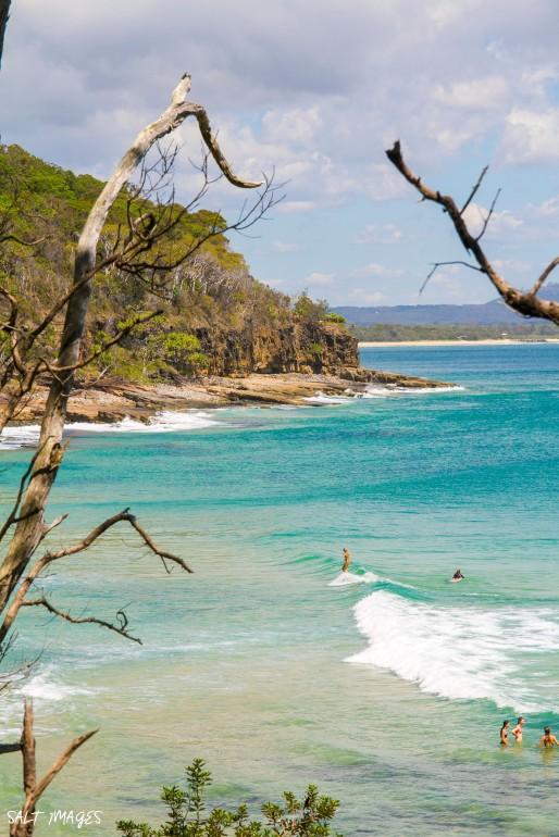 Noosa National park_SURFER GIRL copy