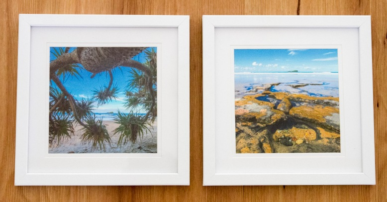 Framed SMALL PRINTS